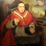Retrato de Silos Moreno por Urrutia
