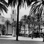 La plaza de la Catedral tras la reforma de 1893. Foto: Mdc