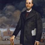 Retrato de Fermín Salvochea realizado por Federico Godoy en 1931