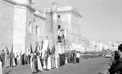 Resultado de imagen de Semana Santa cadiz fotos antigua
