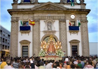 Resultado de imagen de Virgen del Rocío (Cádiz) | san jose